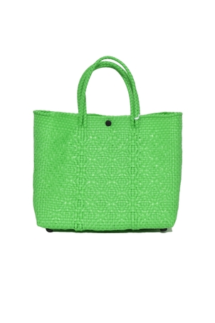 Truss Small Tote in Green Bags
