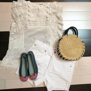 Long Weekend Vibes Bags Shorts Tops