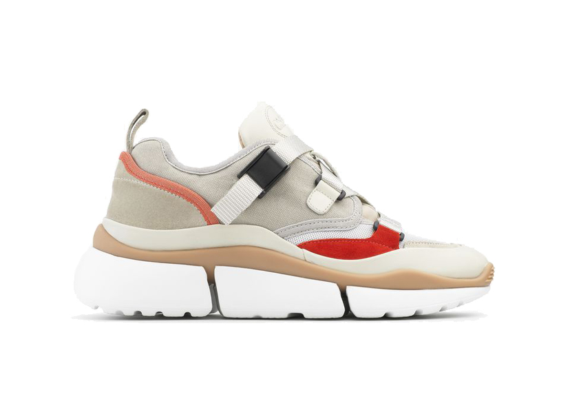 Chloé Sonnie Low-Top Sneakers Shoes