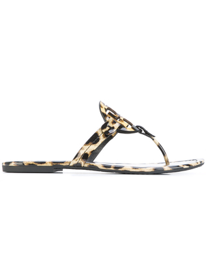 Tory Burch Tory Burch Leopard Miller Sandal Shoes
