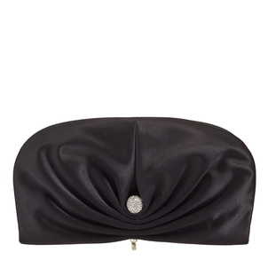 Jimmy Choo Jimmy Choo Vivien Satin Clutch Bags