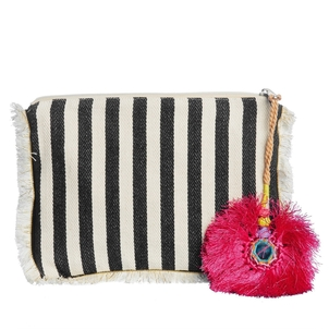 Nimo With Love Nimo With Love Pouch Stripe Accessories