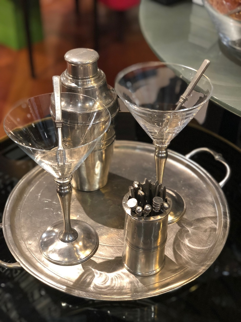MATCH Pewter Make Dad the perfect Martini Maker Gifts Home decor