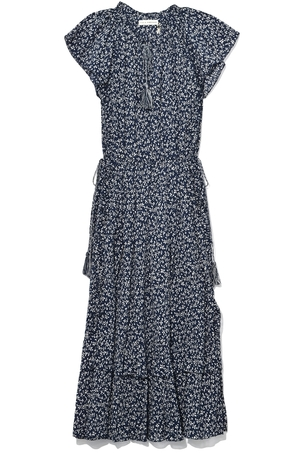 Ulla Johnson Anja Dress in Midnight Dresses
