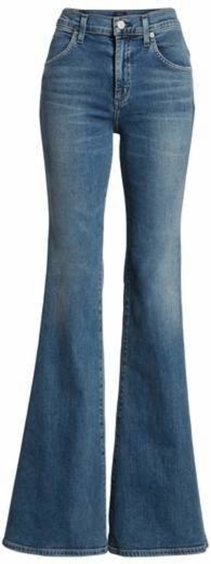 Citizens of Humanity Flared Jeans (Originally $249) Pants Sale