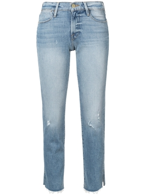 FRAME Le High Straight Jeans in Surrey (Originally $245) Pants Sale