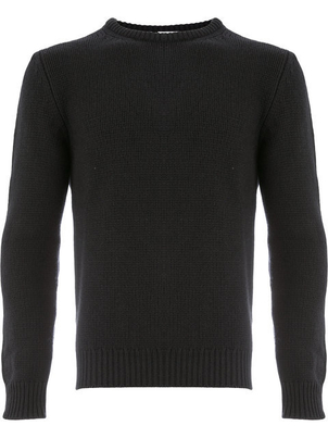 Saint Laurent CASHMERE CREW SWEATER Men's