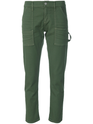 Citizens of Humanity Leah Cargo Pants in Green (Originally $193) Pants Sale