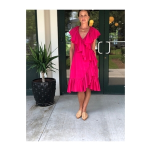 Loup Charmant Callela Shortie Silk(originally $825) Dresses Sale