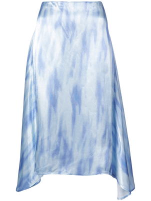 Sies Marjan Tie Dye Skirt (Originally $795) Sale Skirts