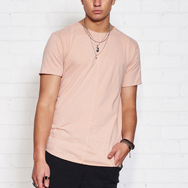 Ramble On Tshirt - Desert Pink