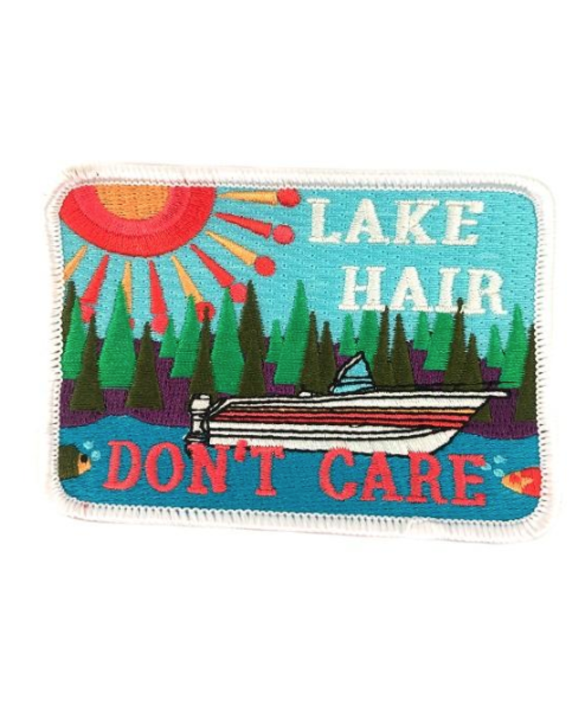 Judith March Lake Hair Don't Care Trucker Accessories