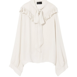 Vanna Blouse in Ivory