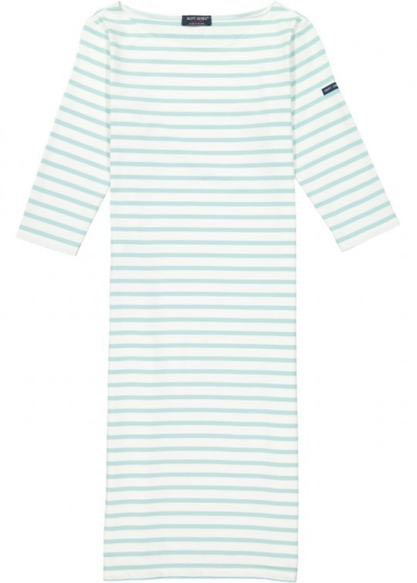 Saint James Propriano II Striped Dress Dresses