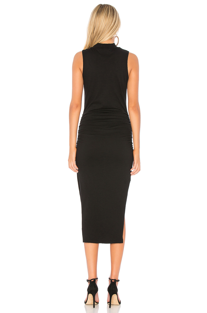 n:PHILANTHROPY Bellflower Dress - Black Dresses