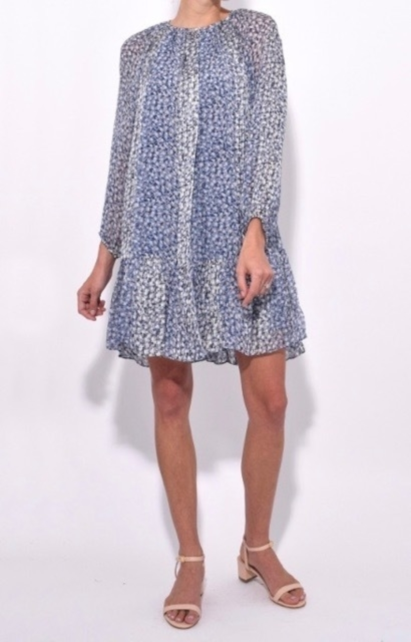 Ulla Johnson ULLA JOHNSON ADENA DRESS SKY Dresses