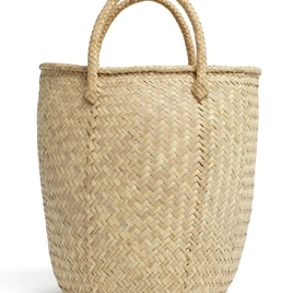 Large Mexican Handled Basket