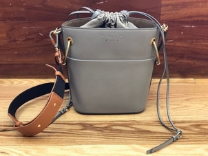 Chloé CHLOE SHOULDER BAG MOTTY GREY Bags