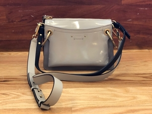 Chloé CHLOE SHOULDER BAG PASTEL GREY Bags