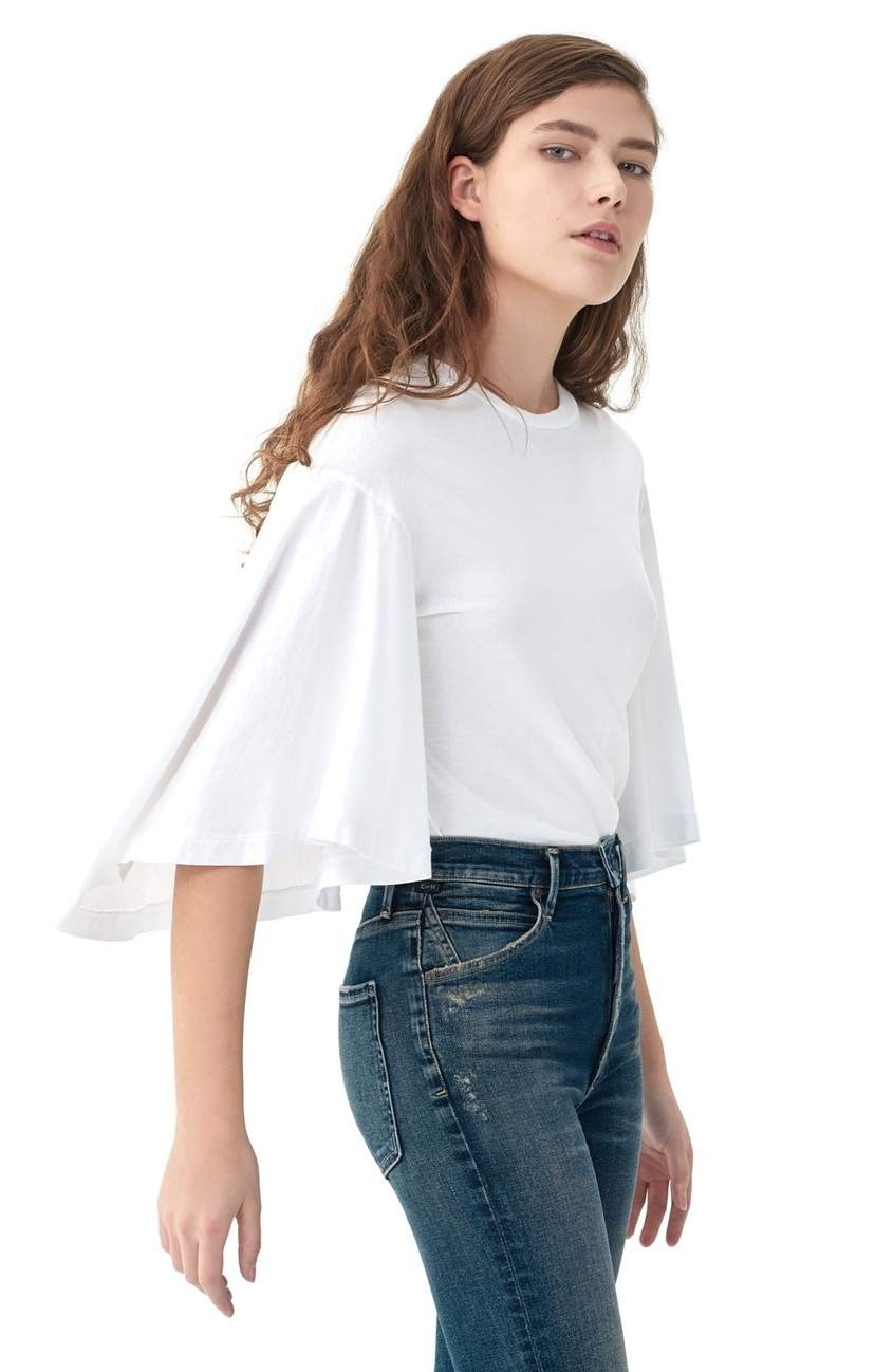 Citizens of Humanity Flutter Tee Tops