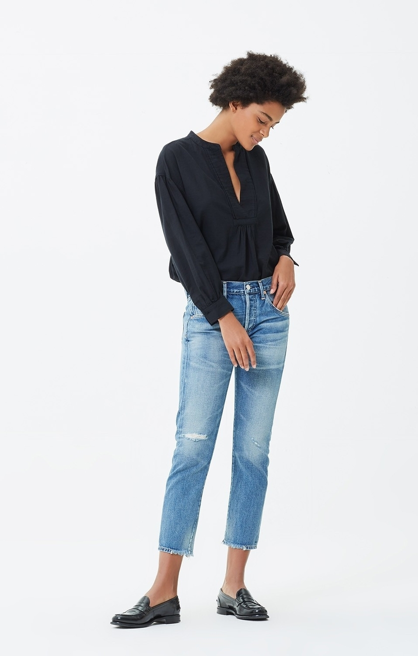 Citizens of Humanity Emerson Slim Fit Boyfriend in Haven Pants