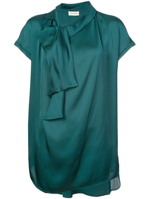 By Malene Birger Jagolanna Green Blouse Tops