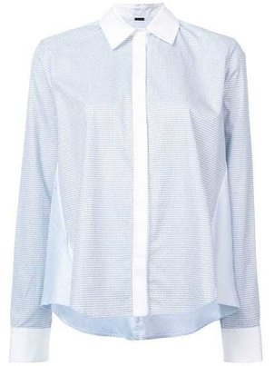 Adam Lippes cotton trapeze top Tops