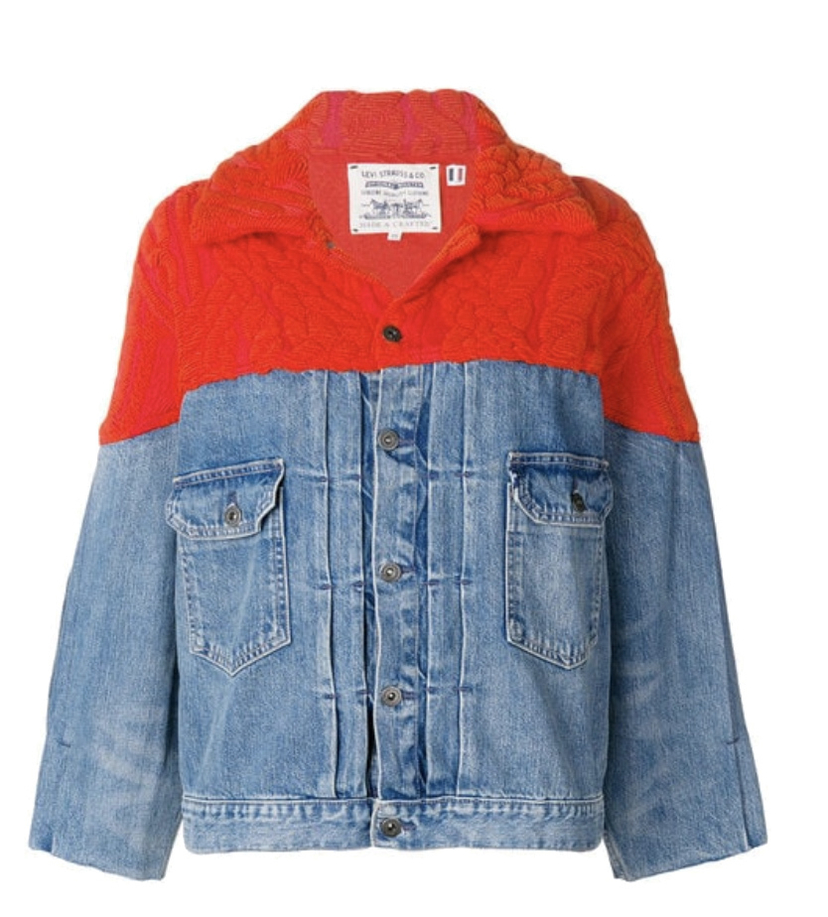 Levi's Trucker Denim Jacket Outerwear