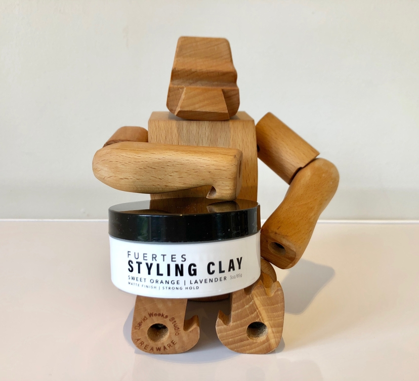 Fuertes Styling Clay Men's