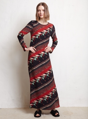 Warm Snowbird Dress Dresses