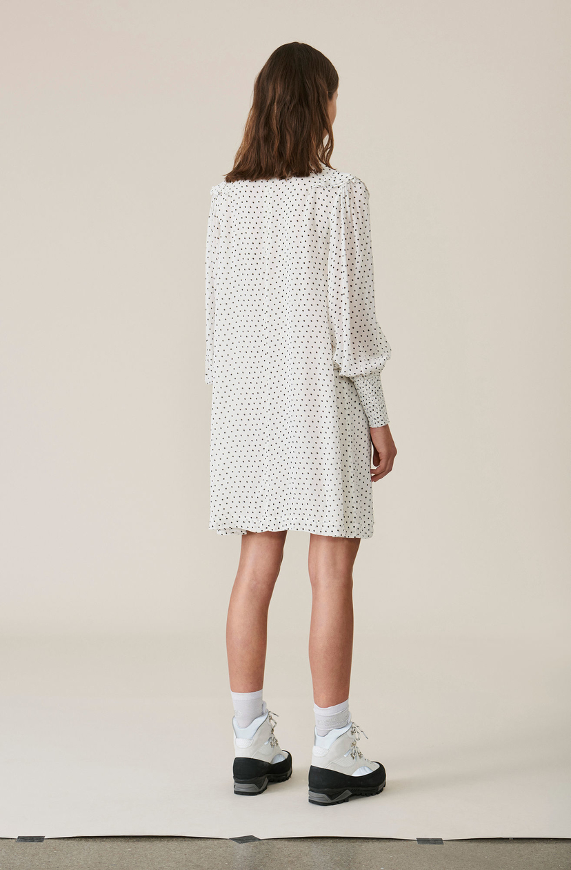 Ganni Rometty Dress Dresses