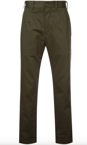Engineered Garments CHINO TWILL ANDOVER PANT Men's