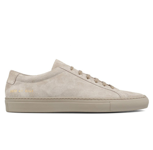 Common Projects ACHILLES LOW TOP SUEDE SNEAKER Men's