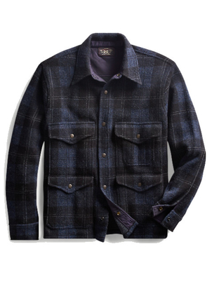 RRL FILSON WORK SHIRT Men's