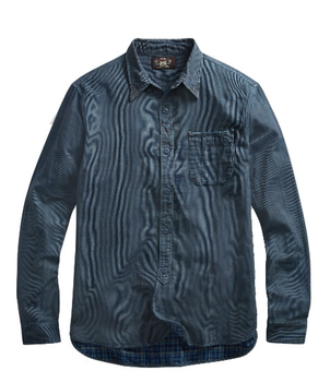 RRL BULLDOG WORK SHIRT Men's