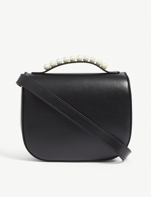 Simone Rocha Pearl Tartan Cross-body Bag Bags