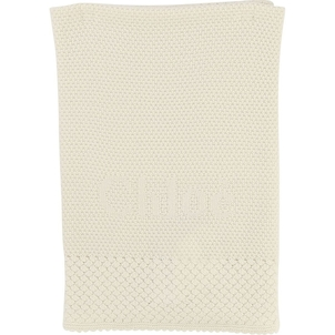Chloé CASHMERE/WOOL BABY BLANKET Kids
