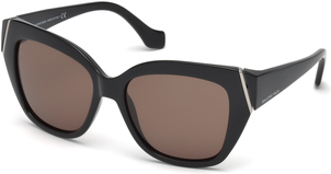 Balenciaga Geometric Acetate Sunglasses Accessories