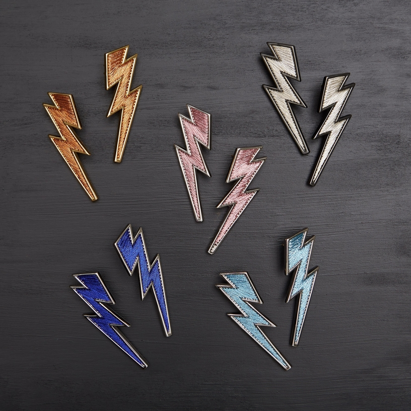 Mignonne Gavigan Lightning Bolt Earrings