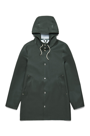 Stutterheim STOCKHOLM RAINCOAT Men's