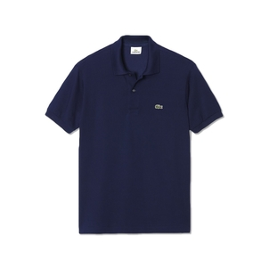 Lacoste Classic Fit Polo in Navy Tops