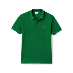 Lacoste Classic Fit Polo in Rocket Green Tops