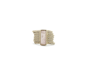 Goossens Paris Goossens Paris 'Athena'  ring Accessories Jewelry