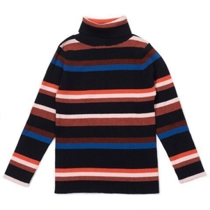 BONTON Turtleneck Sweater Marine