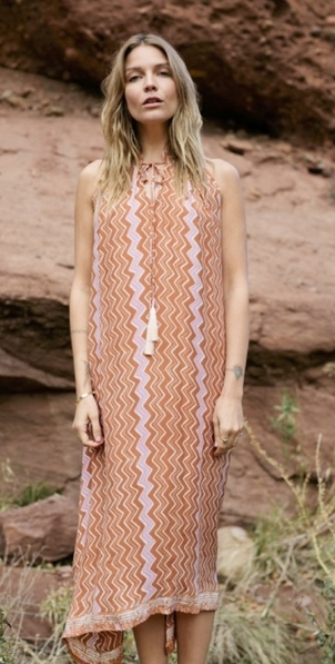 Natalie Martin Marlien Maxi Dress Dresses