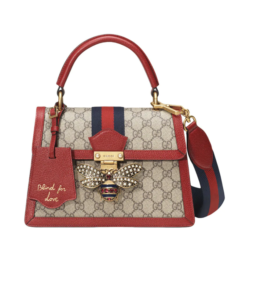Gucci Queen Margaret GG Small Top Handle Bag Bags Gifts