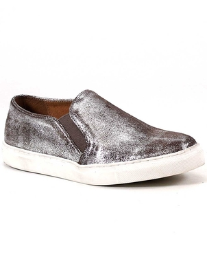 Diba True Pick A Daisy Sneaker - Pewter Shoes
