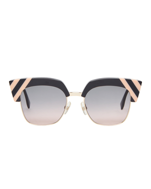 Fendi Waves Pink Sunglasses Accessories