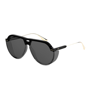 Christian Dior DiorClub3 Black Sunglasses Accessories