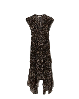Ulla Johnson Ressie Dress - Forest Dresses